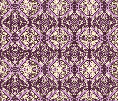 Dacia (Twilight) fabric by siya on Spoonflower - custom fabric