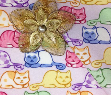 Pastel Purrs - Lilac