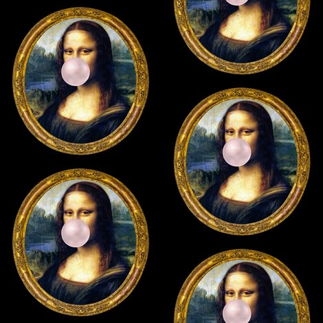 Rmona_chewing_gum_black_background_-_spoonflower_shop_preview
