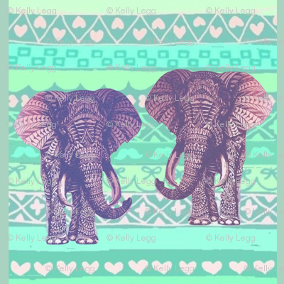 Tattoo Elephants