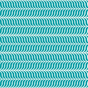 Illusion in Teal
