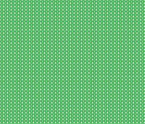 Knit Stitches - Green- Knitter's Kitchen fabric by knitterskitchen on Spoonflower - custom fabric