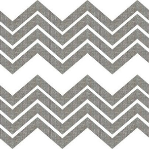 chevron in grey