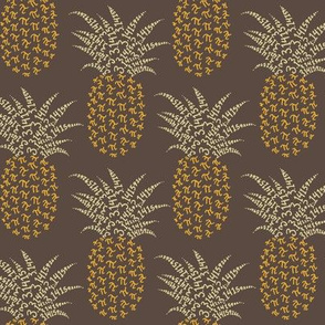 pi-napple pineapple - retro kitchen