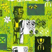 Tahitian Tikis 2c