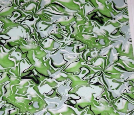 Green Shiny Marble