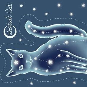 Celestial Cat plush
