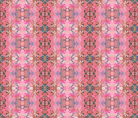 Fuchsia fabric by stephaniecolecreations on Spoonflower - custom fabric