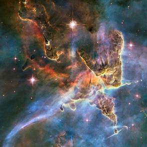 Hubble Nebula 4