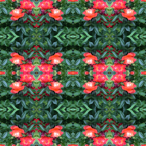 Crazy Tropics fabric by arwenartanddesign on Spoonflower - custom fabric