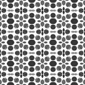 Black and White Zero In
