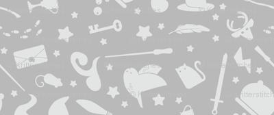Pastel Wizardry - Gray