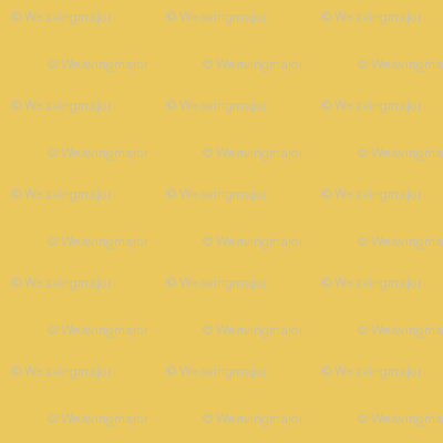 solid yellow ochre (EAC85D)