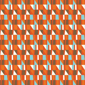City Block - Orange Crush