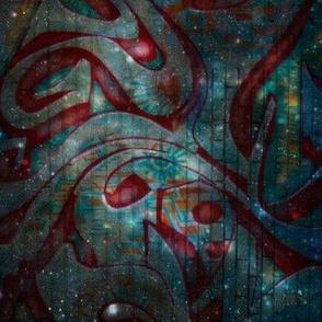 Galactic Grafitti
