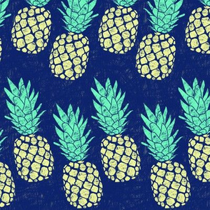 Hawaiian Pineapples - LARGE
