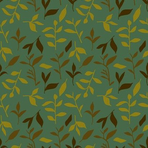 Tea Leaf Scatter (forest)