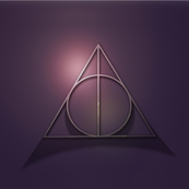 panel - potter's deathly hallows