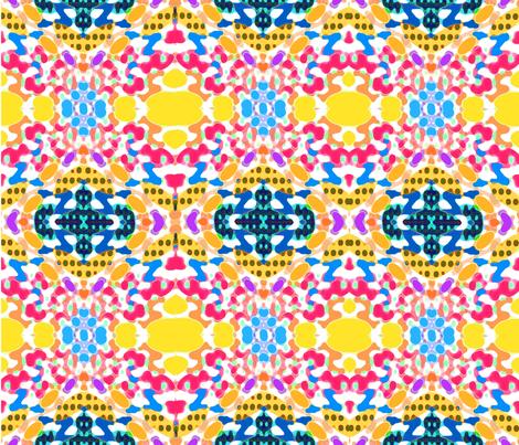 SOOBLOO_Casbah fabric by soobloo on Spoonflower - custom fabric