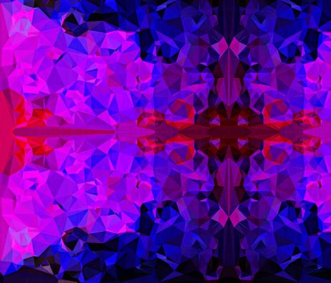 Pink Scroll fabric by stephaniecolecreations on Spoonflower - custom fabric