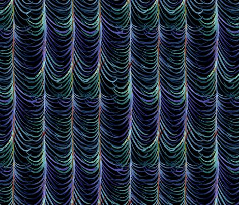 Mermaids tail fabric by laragurney on Spoonflower - custom fabric