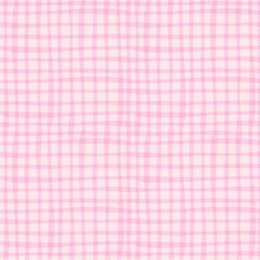 BZB Perfect Gingham baby pink