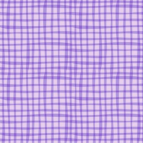 BZB Perfect Gingham grape