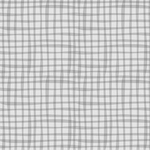 BZB Perfect Gingham gray