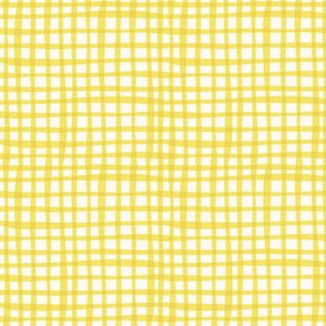 BZB perfect gingham lemon