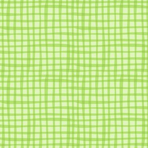 BZB perfect gingham lime