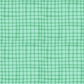 BZB Perfect Gingham mint