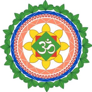 Mandala_Om