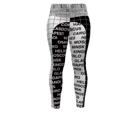 Citytype No.1 - White