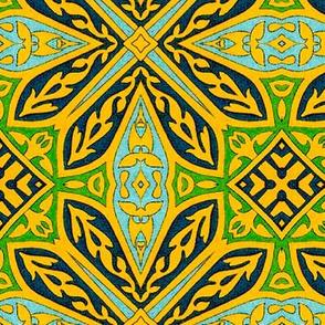 Parisian Floor Tiles