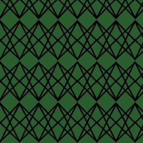 Overpass Stripe - Green
