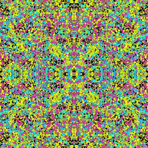 FIZZ BUBBLES JOYFUL PARTY GEOMETRIC