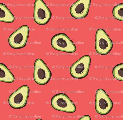 Avocado party