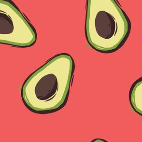 Avocado party
