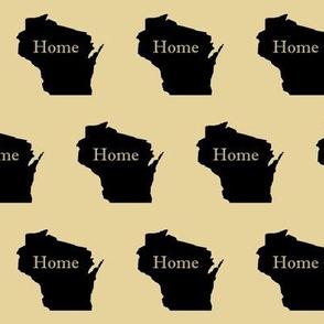Wisconsin Home // Tan