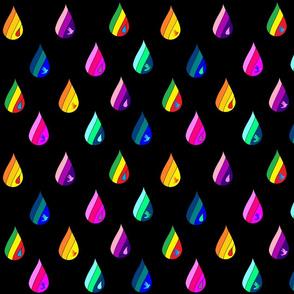 Raindrop Surprises