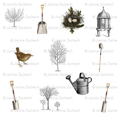 Gardening Trees