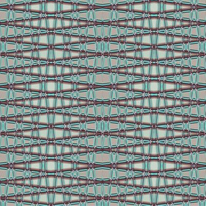 Geometric Trellis, horizontal, small