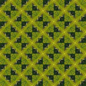 Leafy grid 71-085
