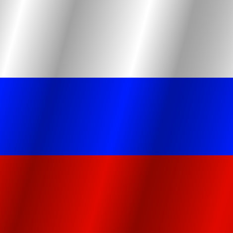 Flag of Russia fabric by artpics on Spoonflower - custom fabric