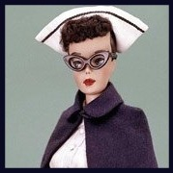 Barbie's Nursing School Graduation Picture