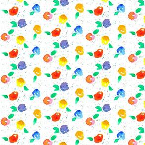 Flower Spatter
