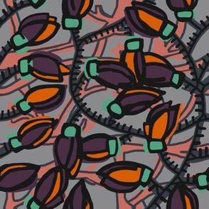 jade vine [dew + plum]