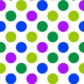 Chunky Polka Dots