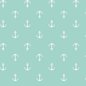 anchors || aqua