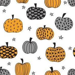 pumpkin // pumpkins orange and grey kids room kids fabric for halloween fabric projects halloween clothes sewing